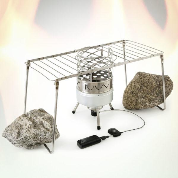 Juuvi-puupoltin uusittu malli